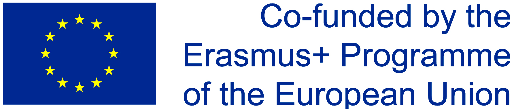 Co-founded by the Erasmus+ programme